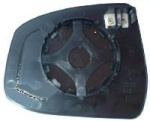 Ford Focus [11-18] Clip In Heated Wing Mirror Glass